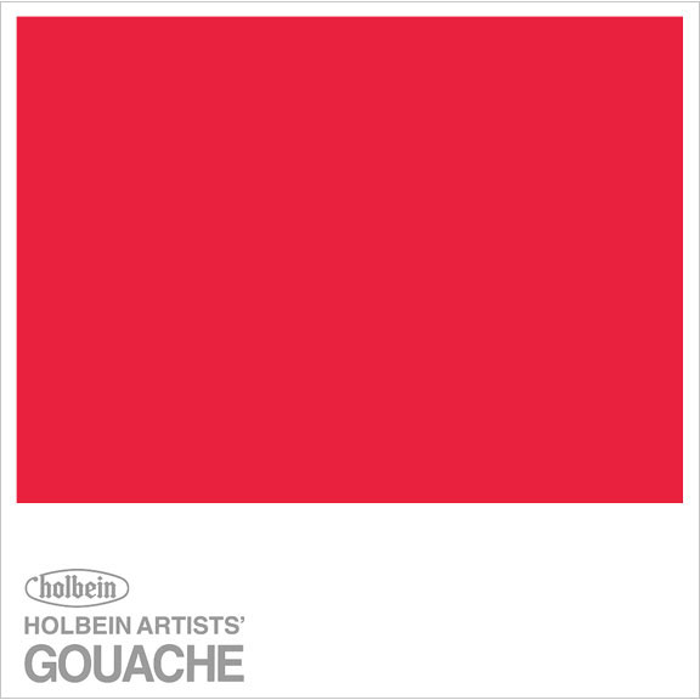 HOLBEIN GOUACHE 15ml CAD RED DP