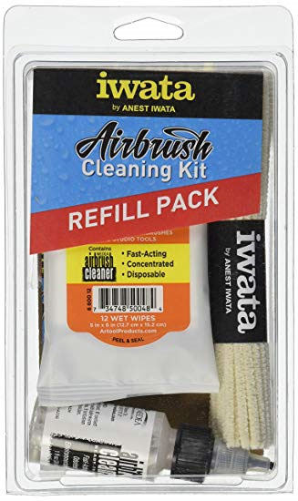 Iwata Cleaning Kit Refill Pack