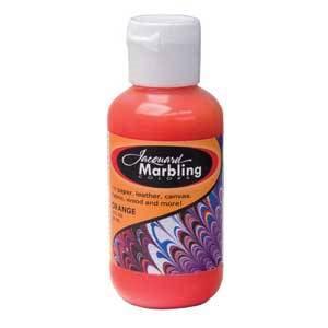 Marbling Color 2oz Orange