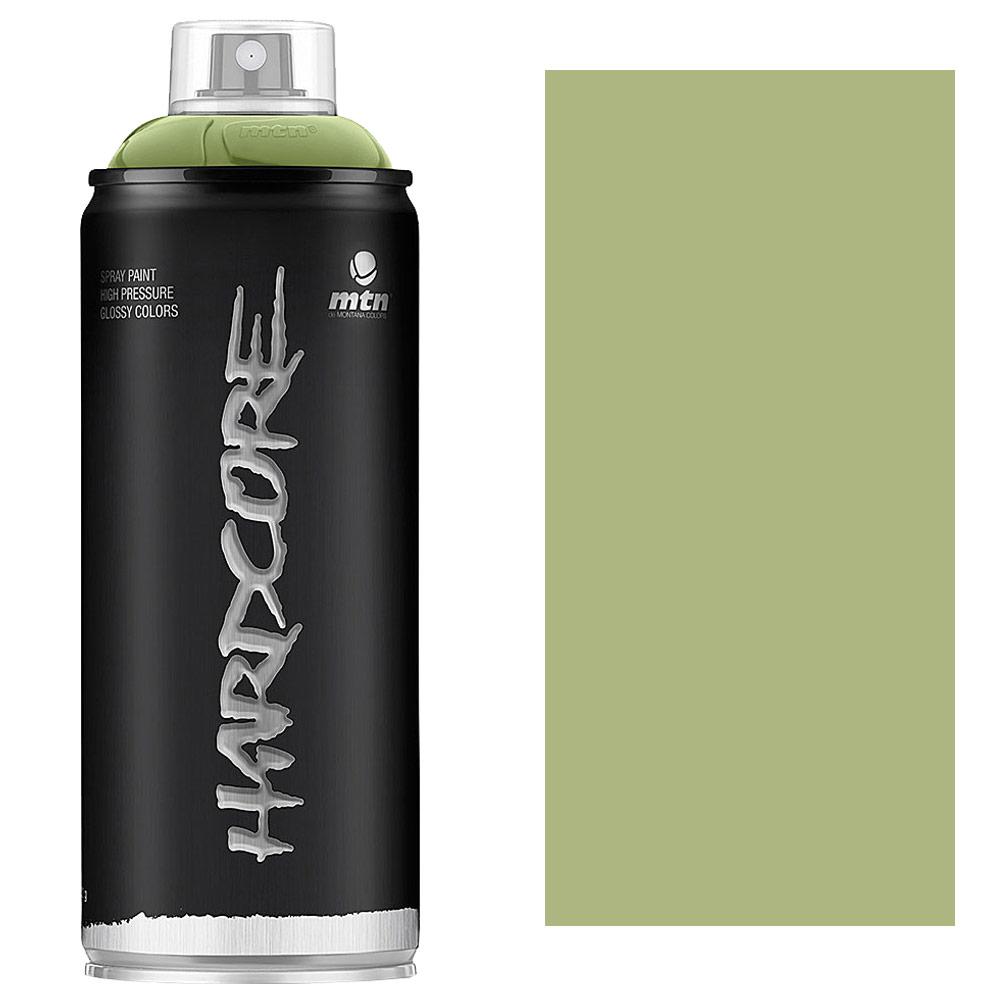 MTN Hardcore Spray Paint 400ml Apple Green