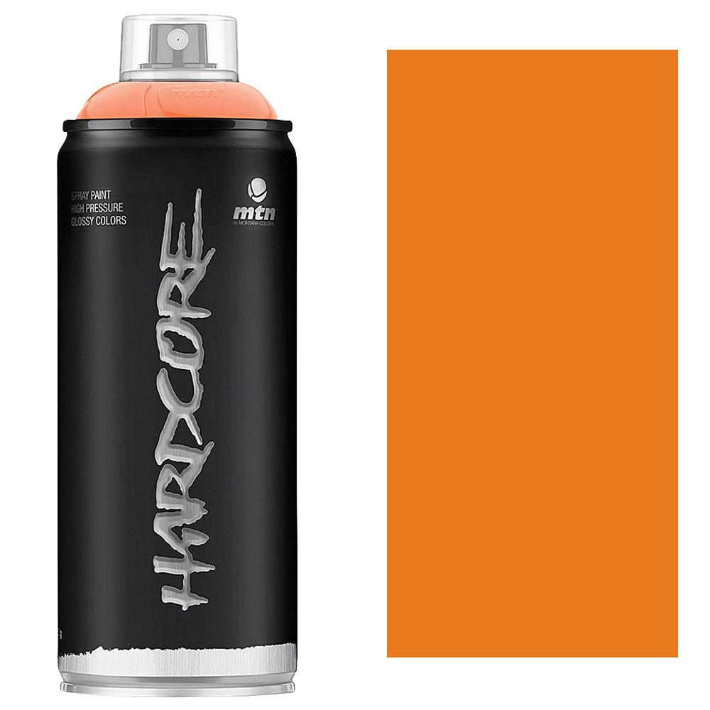 MTN Hardcore Spray Paint 400ml Mango