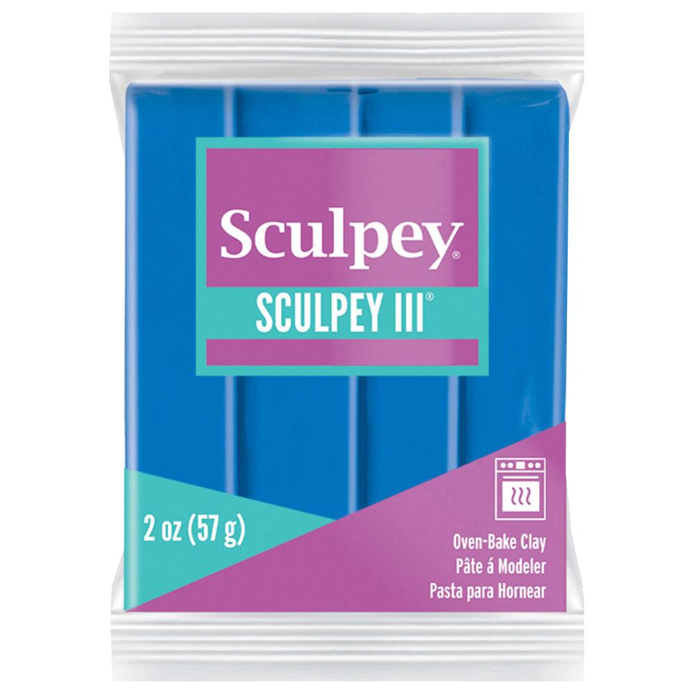 Sculpey III 2oz - 063 Blue