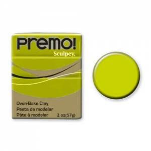 Premo! Sculpey Polymer Clay 2oz - 5022 Wasabi