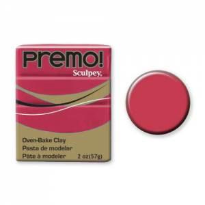 Premo! Sculpey Polymer Clay 2oz - 5026 Pomegranate