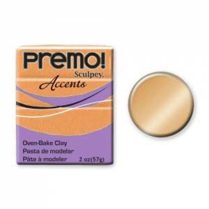 Premo! Accents Polymer Clay 2oz - Copper