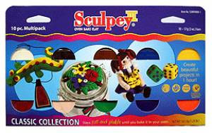 Sculpey III Multi-Pack - Classic Collection