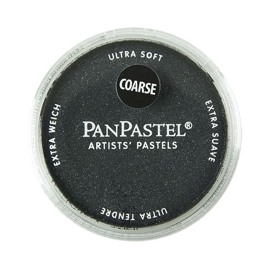 Panpastel Pearl Medium Blk Coars