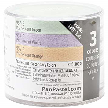 Panpastel Pearlescent Secondary3