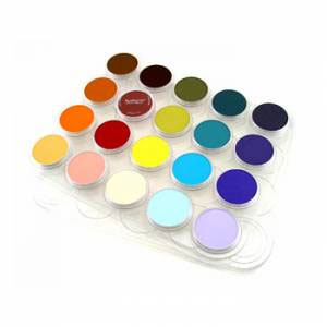 Panpastel 20-Color Palette Tray w/ Cover