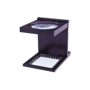 """Pacific Arc Linen Tester 1"""" x 1"""" with 6x Magnification"""
