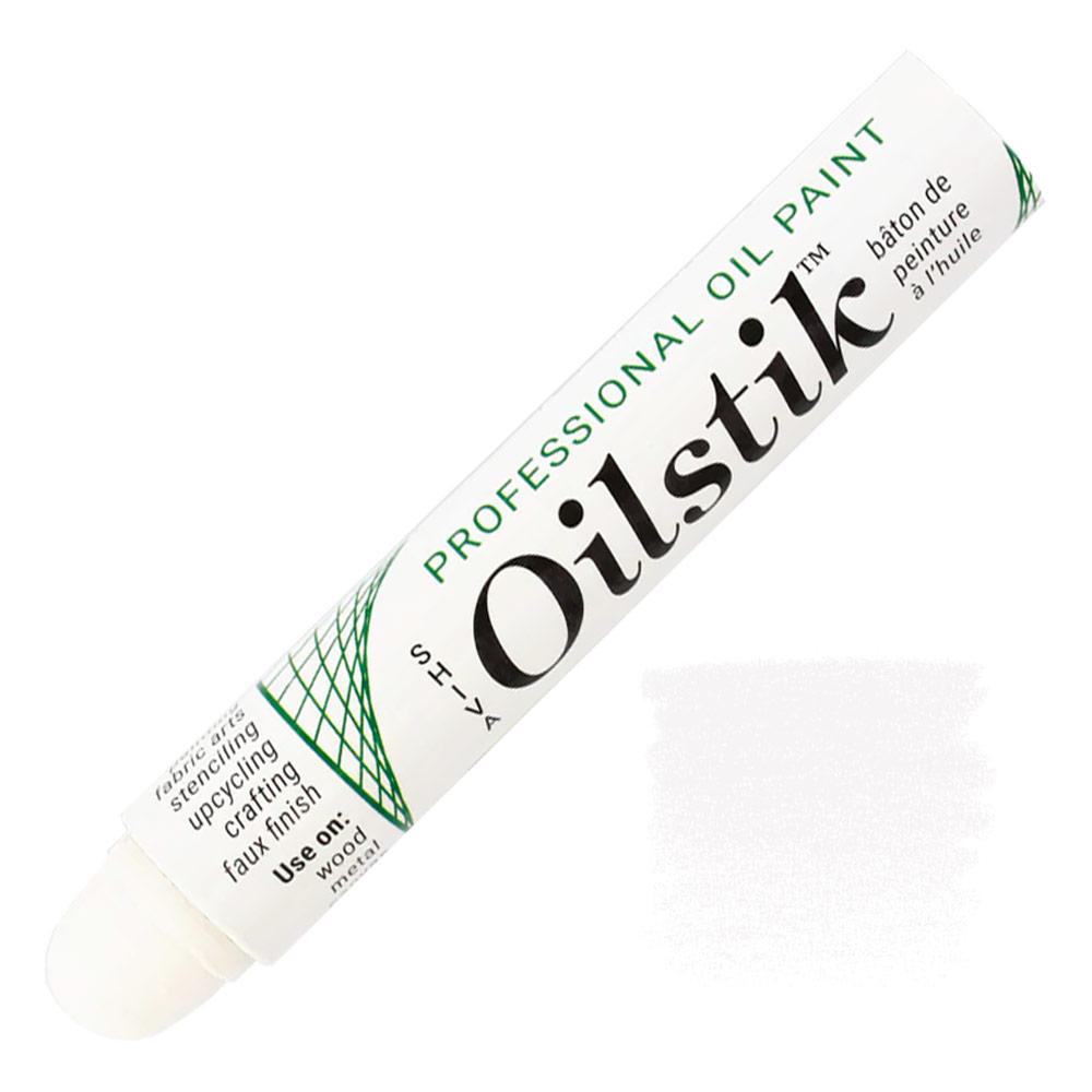 Shiva Paintstik Oil Color - Titanium White