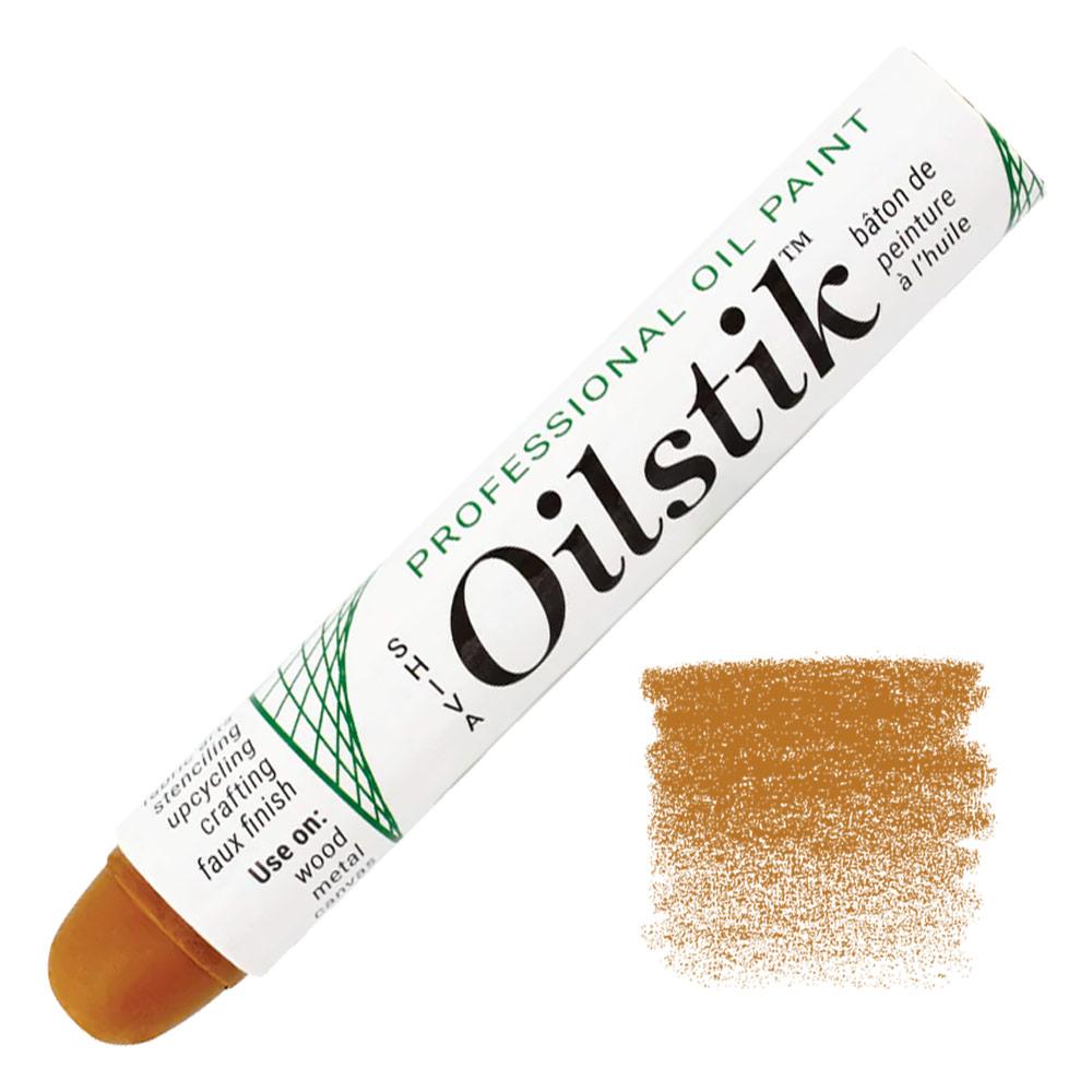 Shiva Paintstik Oil Color - Yellow Ochre