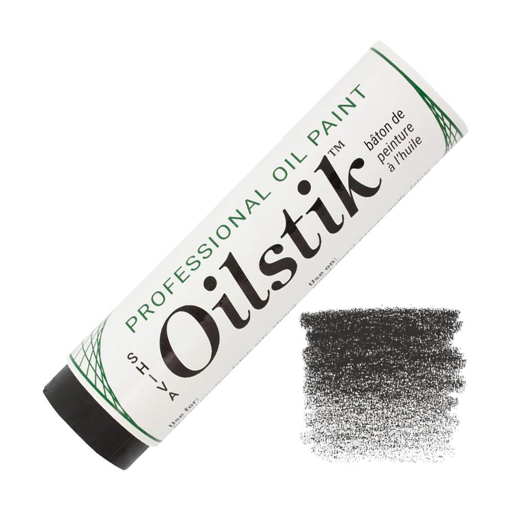 Shiva Paintstik Jumbo Oil Color - Ivory Black