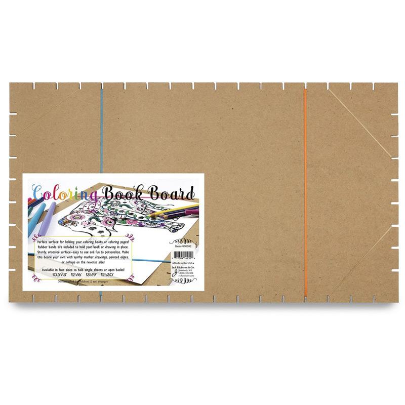 "Coloring Book Board 12"" x 30"""