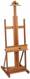 "Richeson Lyptus Wooden Academy Dulce Easel 95"""