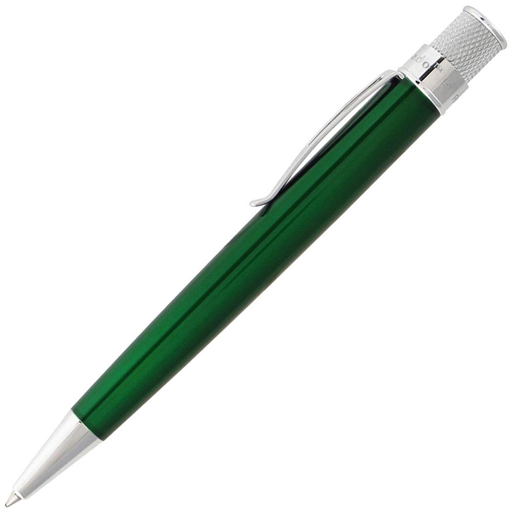 Tornado Classic Laquer Pen - Green
