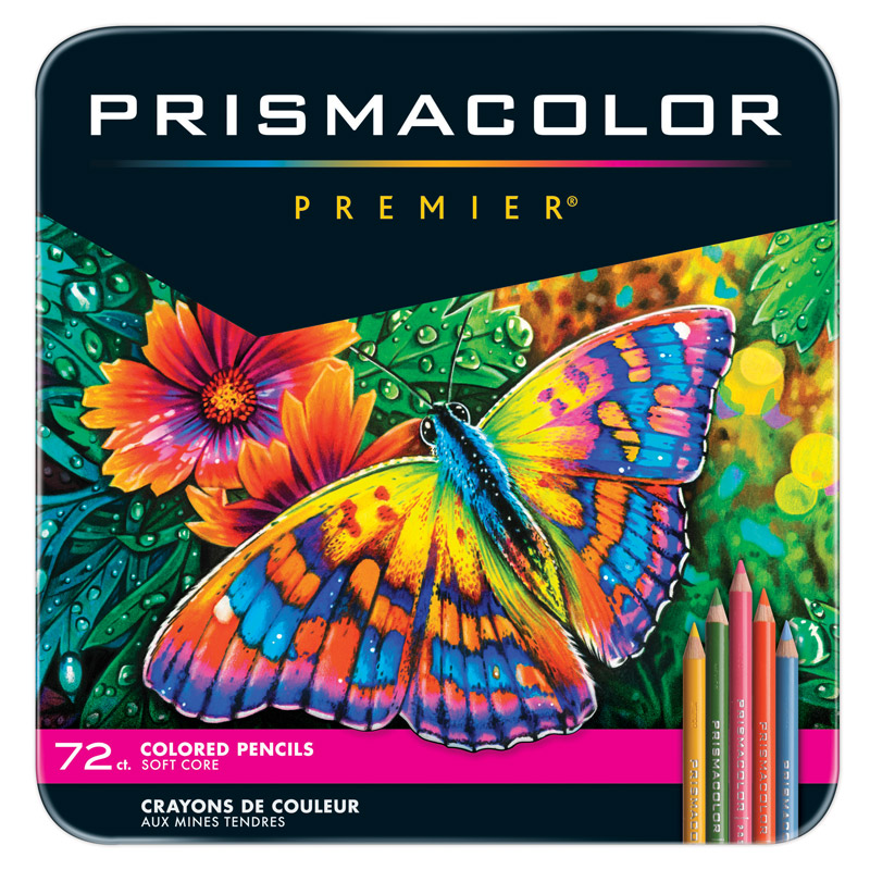 Prismacolor Premier Pencil 72 Set