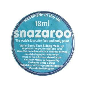 Snazaroo Classic Face Paint Colors 18ml - Turquoise