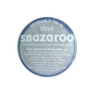 Snazaroo Metallic Colours 18ml - Silver