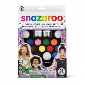 Snazaroo Ultimate Palette Kit