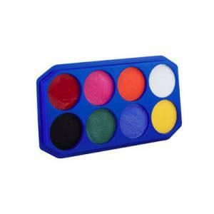 Snazaroo 8-Color 18ml Palette Kit