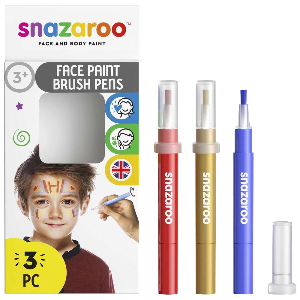 Face Paint Brush Pen Adventure