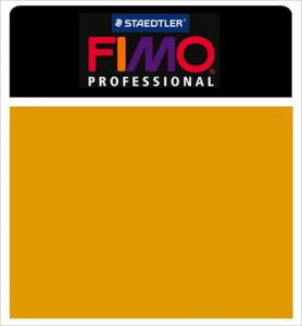 Fimo Professional Modeling Clay 2oz - Ochre