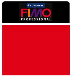 Fimo Professional Modeling Clay 2oz - Red