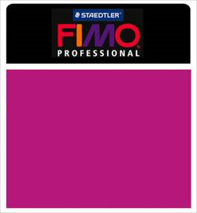 Fimo Professional Modeling Clay 2oz - Magenta
