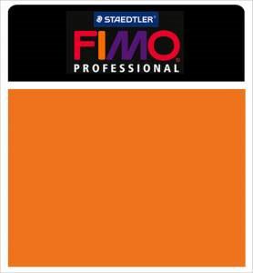 Fimo Professional Modeling Clay 2oz - Orange