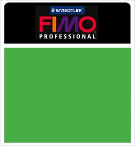 Fimo Professional Modeling Clay 2oz - Sap Green