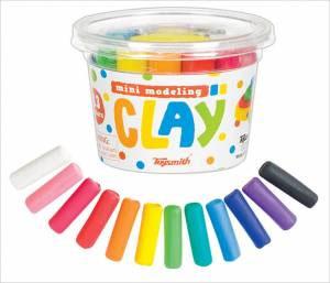 Mini Clay - Set of 13 Colors