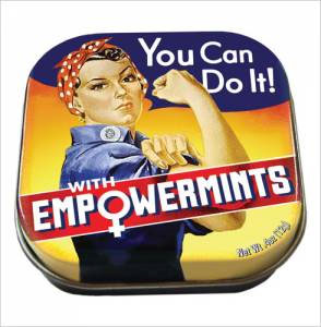 Empowermints with Reusable Tin