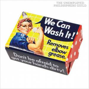 We Can Wash It! Soap