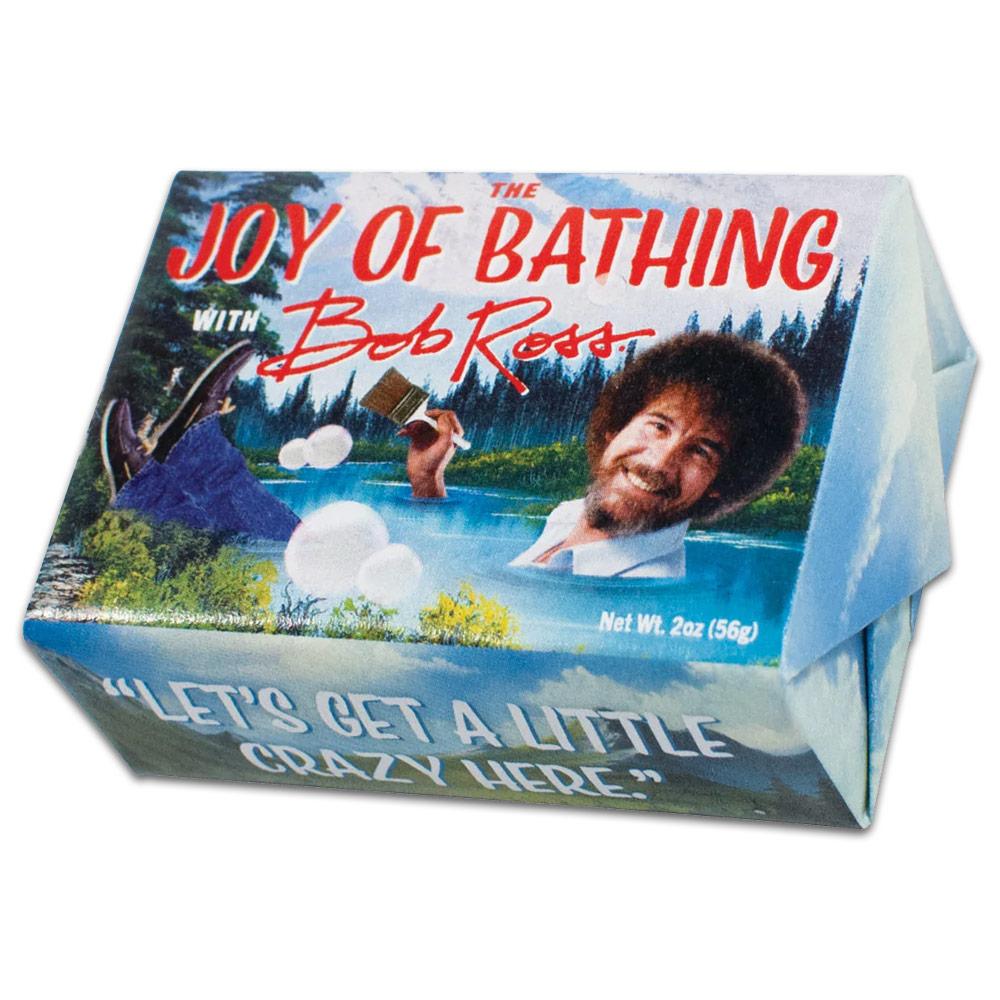 Joy Of Painting Bob Ross Soap