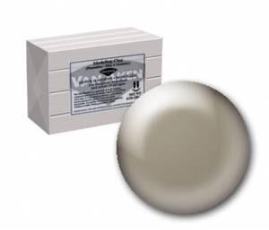 Van Aken Plastalina Clay 1Lb - Gray