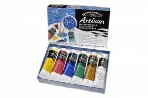Artisan Water Mixable Oil Color Beginners Set