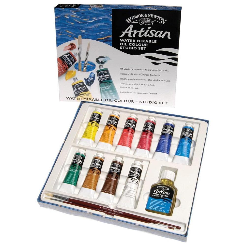 Artisan Oil Studio Set