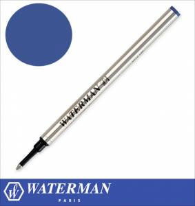 WATERMAN ROLLER REFILL BLUE
