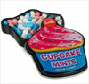 Cupcake Mints Tin (Sugary Frosting Flavored Breath Mints)