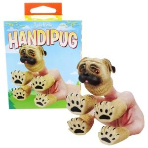 Handipug Finger Puppet Set