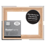 """Floater Frame Thin 7/8"""" 8x10 Maple"""