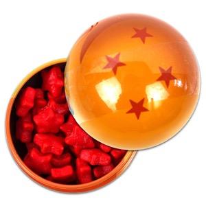 DRAGON BALL Z STAR CANDY
