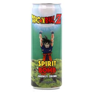 Dragon Ball Z Spirit Bomb Energy Drink 12oz