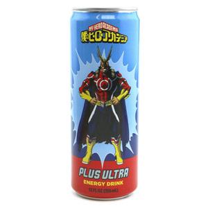 My Hero Academia Plus Ultra Energy Drink 12oz