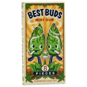 Blue Q Gum - Best Buds