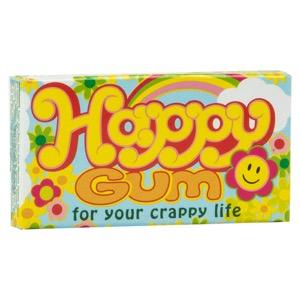 Blue Q Gum - Happy Gum
