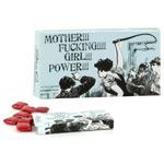 Gum Mother Fucking Girl Power