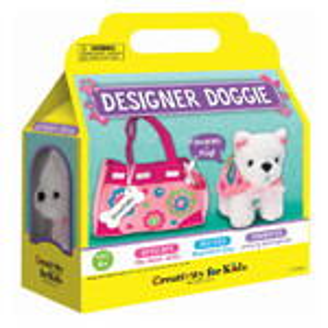 Creativity For Kids Kit: Designer Doggie