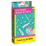 Creativity For Kids Kit: Best Friends Message in a Bottle